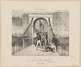 Parisian week. National Album. Wednesday 28 July 1830. Under the thundering cannon.