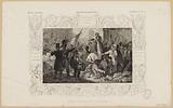 History of France. Ld Welsh TVP n5. Hubert haranguing the people.