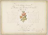 Poem to Her Serene Highness Madame la Duchesse d'Orléans