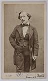 Portrait of Emmanuel Des Essarts (literary man, poet and university professor)