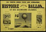 On sale at all booksellers. History. Popular of Balloons and Famous Ascents. Beautiful Edition.