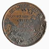 Encouragement Medal of the National Society for Intellectual Emancipation, 1 October 1851