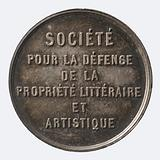 Society for the Defense of Literary and Artistic Property, 19th century