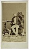 Portrait of Ivoy (Paulze d '), man of letters, journalist