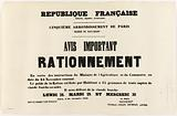 French Republic. Liberty, Equality, Fraternity, Fifth Arrondissement of Paris. (Town Hall of Pantheon).