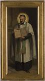 Sketch for the church of Clichy: Saint Vincent de Paul