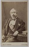 Portrait of Charles Louis Napoléon Bonaparte, known as Napoleon III, Emperor of the French