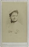 Portrait of Perrot Marthe (?) (Actress)
