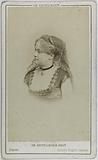 Portrait of Adeline Blanche Pierson (actress)