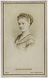 Portrait of Dew Eva (actress?)