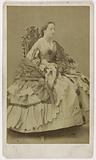 Portrait of Hortense Schlosser (dancer)