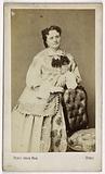 Portrait of Hortense Schneider (actress)