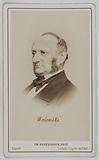 Portrait of Louis Wolowski, economist and politician