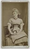 Portrait of Mme Andral (née Henriette Leclerc) (actress)