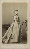 Portrait of Beauchamp (actress)