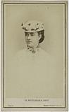 Portrait of Blanche Gabrielle Damis (actress at the Vaudeville and Palais-Royal theatre)
