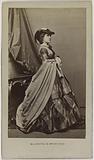 Portrait of Emilie Defodon (wife of Chevandier de Valdrome) (actress)