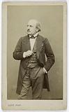 Portrait of Auguste Dumont (Augustin Alexandre Dumont, known as) (sculptor)
