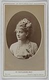 Portrait of Farvy Berthe (actress)