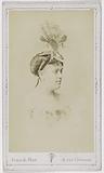 Portrait of Emma (actress at the Palais-royal theatre)