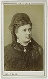 Portrait of Georgina (actress)