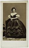 Portrait of Emilie Guyon (actress or singer?)