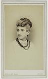 Portrait of Blanche de Girodet (actress)