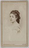 Portrait of Anna Judic (Anna Marie Louise Damiens, wife of Israel, known as) (singer, actress)