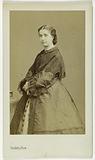 Portrait of Lafontaine Victoria (née Valous) (actress)
