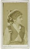 Portrait of Lebrun (actress)