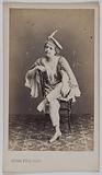Portrait of Lovely (Mme Désirée Larue, known as) (actress)
