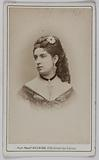 Portrait of Mariette (actress or lyrical singer)