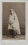 Portrait of Berthe Legrand (actress)
