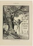 Le Courrier Français, 3rd year, N°35, 31 August 1886
