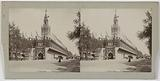 Universal Exhibition of 1900: Andalusia at the time of the Moors, 16th arrondissement, Paris