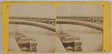 View taken from the Sts Pères bridge