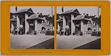 Universal Exhibition of 1900. Indo-China Pavilion, 7th arrondissement, Paris.