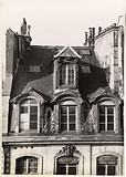 Pulley dormer at 21 rue Radziwill, 1st arrondissement, Paris