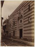 Paris, the rue du Caire reconstituted for the Universal Exhibition of 1889?