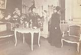 Fashion house, March 1902