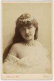 Portrait of Chols, actress