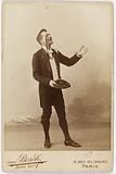 Portrait of Félix Galipaux, playwright, novelist, actor, humorist Palais-Royal, Vaudeville, Gymnase