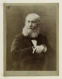 Portrait of Charles Gounod, composer