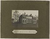 Madame de Staël's house, Saint-Ouen