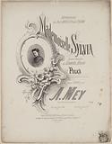 Miss Silvia. Opéra-Comique by Samuël David.