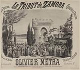 The Tribute of Zamora. Shiny Quadrille. Olivier Métra.