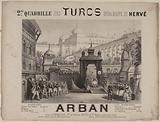 2nd Quadrille des Turks Opéra Bouffe de Hervé by. Arban.