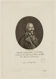 Adam Philippe Custine. General-in-Chief of the Army of the Rhine. Born in Metz on 4 February 1740.