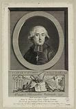 Claude Fauchet bishop of Calvados. Member of the National Assembly 1791. In the Chair, in the Senate, Citizen, Orator.