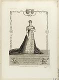 Marie Louise of Austria. Empress of the French. Queen of Italy.
